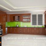 Đóng tủ bếp uy tín tại Nga Sơn