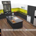 Cách bảo quản tủ bếp gỗ tự nhiên